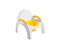 Горшок-стульчик Пластишка в ассортименте Бытпласт