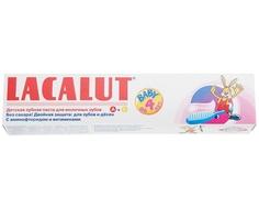 Зубная паста Lacalut «Вaby» до 4 лет 50 мл