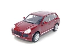 Модель машины Welly Porsche Cayenne Turbo 1:24