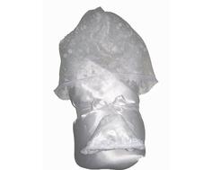 Одеяло меховое Снежинкабелый Argo