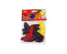 Набор воздушных шаров Everts цветных кристалл 10 шт.