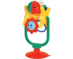 Развивающая игрушка Kiddieland «Забавное вращение на присоске»