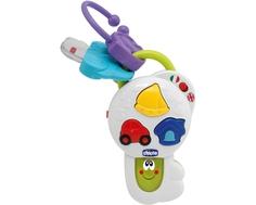 Развивающая игрушка Chicco «Говорящие ключи»