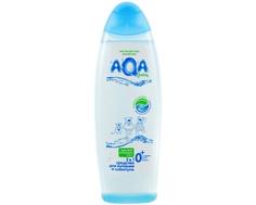 Средство для купания и шампунь AQA baby 2в1 500 мл