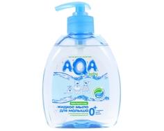 Мыло жидкое AQA baby 300 мл