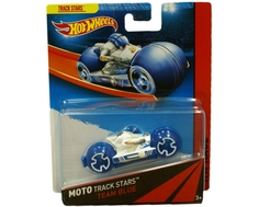 Фигурка Hot Wheels «Мотогонщик для треков» в ассортименте