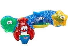 Игровой набор для ванны Fisher Price «Подводная команда»