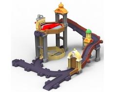 Игровой набор Chuggington «Die-Cast: Старый город с Коко»