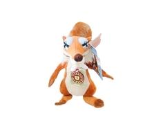 Мягкая игрушка «Крысобелочка» из м/ф «Ледниковый период» Мульти-Пульти