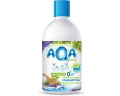 Травяной сбор для купания AQA baby «Сладкий сон» 300 мл