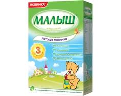 Детское молочко Малыш Истринский 3 с 12 мес. 350 г