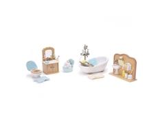 Игровой набор Sylvanian Families «Ванная комната»
