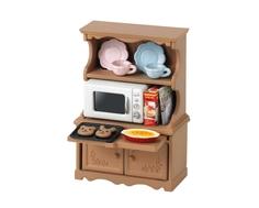 Игровой набор Sylvanian Families «Буфет с микроволновой печью»