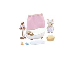Игровой набор Sylvanian Families «Ванная комната мини»