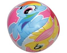 Мяч John «Моя маленькая пони» мягкий 10 см