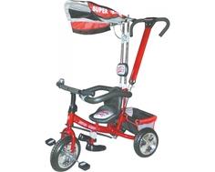 Велосипед трехколесный Super Trike «WS604» красный