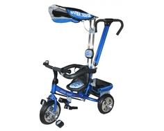 Велосипед трехколесный Super Trike «WS604» синий