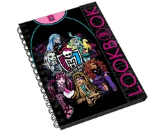 Книга для девочек Monster High «Создай стильный образ»