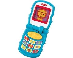 Развивающая игрушка Fisher Price «Дружелюбный раскладной телефон»