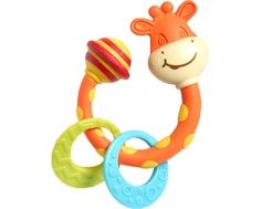 Прорезыватель-погремушка Tiny Love «Жираф Сеня»