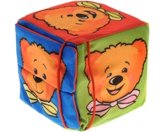 Развивающий куб Mommy Love «Мишкины эмоции»