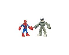 Игровой набор Precool «Человек-Паук» с 2 фигурками в ассортименте Prekool