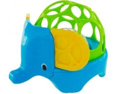 Погремушка Oball «Зоопарк: Лев/Слон» в ассортименте