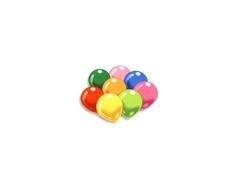 Набор воздушных шаров Everts цветных 25 шт.