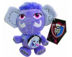 Игрушка мягкая Monster High «Мамонт: Шивер» 18 см