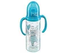 Бутылочка Happy baby с силиконовой соской 250 мл
