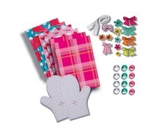 Игровой набор Sew Cool для шитья «Ткань и аксессуары»