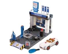 Игровой набор Klein «Автосервис Bosch с машиной для сборки»