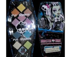 Тени для глаз Monster High на паллетке