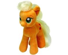 Мягкая игрушка «Пони Apple Jack» My Little Pony Ty Inc