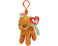 Брелок My Little Pony «Пони Apple Jack» TY