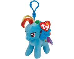 Брелок My Little Pony «Rainbow Dash» TY