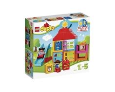 Конструктор LEGO DUPLO 10616 Мой первый игровой домик