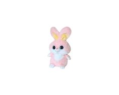 Мягкая игрушка СмолТойс «Зайчик» 30 см розовая