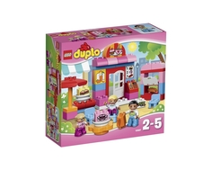 Конструктор LEGO DUPLO 10587 Кафе
