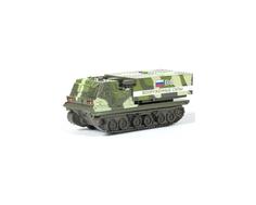 Машинка Технопарк «Военная техника. Вооруженные силы»