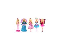 Мини-кукла Barbie «Сказочный мир» 12 см в ассортименте