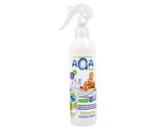 Спрей для очищения любых поверхностей AQA baby с антибактериальным эффектом 300 мл