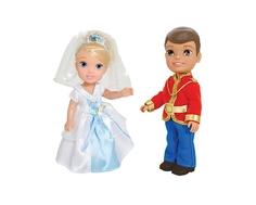 Кукла Disney Princess «Золушка-Cinderella и Принц Charming»