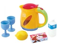 Игровой набор PlayGo с чайником