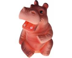 Игрушка для ванны Огонек «Бегемотик/Кот в сапогах/Котенок Рыжик» в ассортименте Огонёк