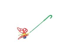 Игрушка-каталка Огонек «Бабочка» Огонёк