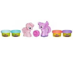 Игровой набор Play-Doh «Пони: Знаки Отличия» с пластилином My Little Pony