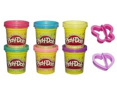 "Набор пластилина ""Блестящая коллекция"" Play Doh"