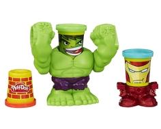 Игровой набор Play-Doh «Битва Халка»