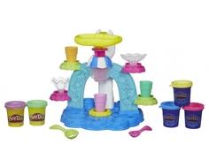 Игровой набор Play-Doh «Фабрика Мороженого» с пластилином